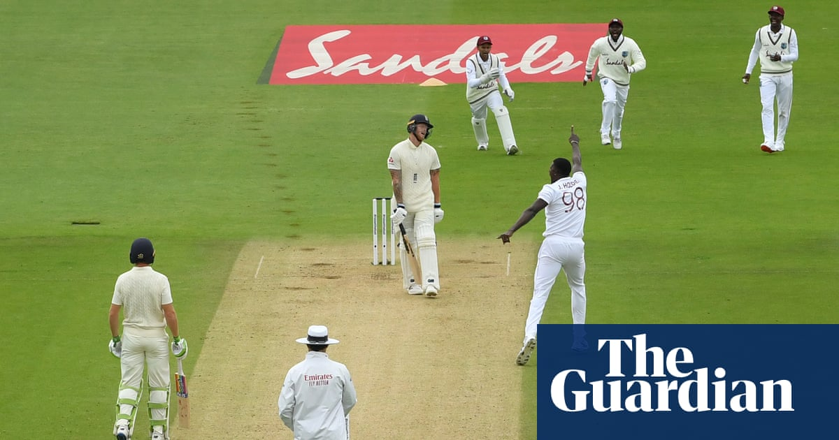 Stokes stung as first clash of all-round captains goes West Indies way | Andy Bull