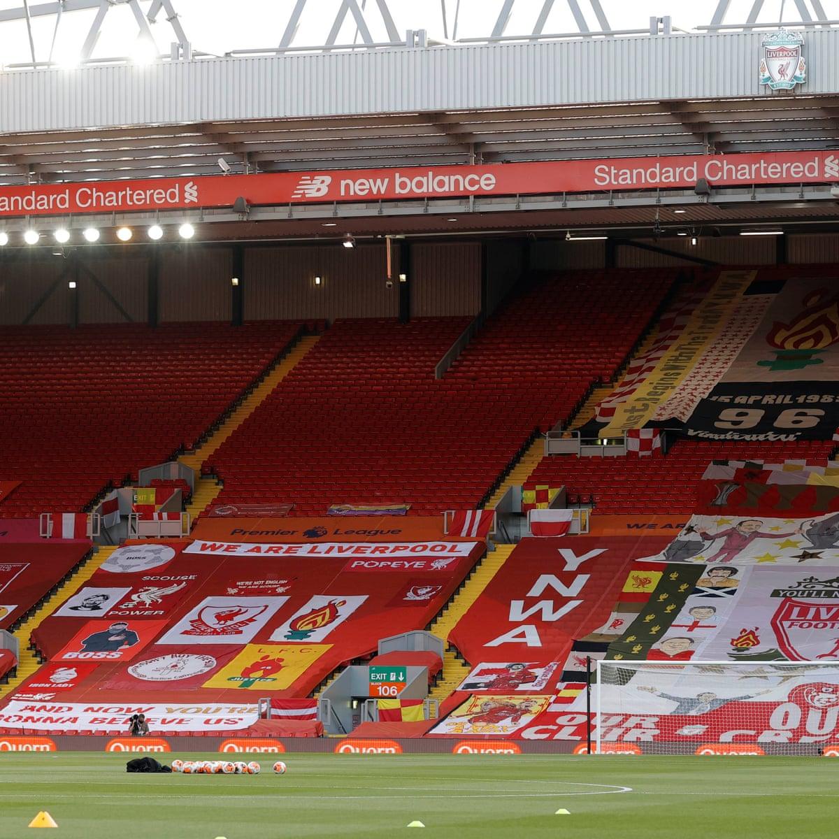 12++ Premier League Stand