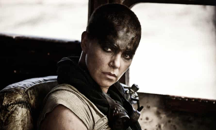 "This photo provided by Warner Bros. Pictures shows Charlize Theron as Imperator Furiosa in Warner Bros. Pictures and Village Roadshow Pictures action adventure film, Mad Max: Fury Road,"" a Warner Bros. Pictures release. (Jasin Boland/Warner Bros. Pictures via AP) Furiosa-CHARLIZE THERON;PHS-3"