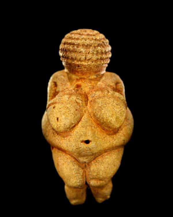 'For the bulk of our evolution, female body fat was valued for health and aesthetics.'