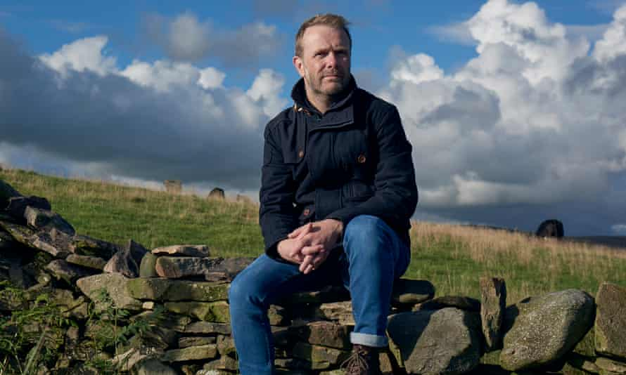 Andrew Michael Hurley: 'It was the landscape that informed the novel'