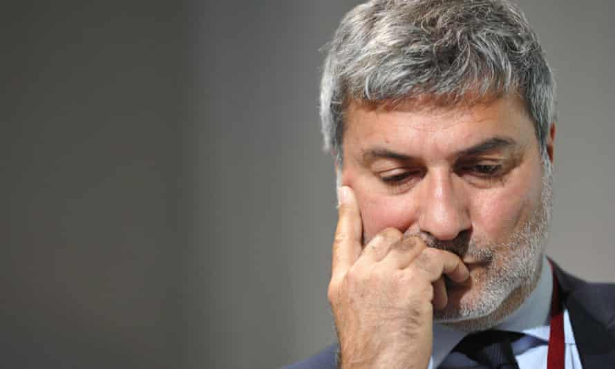 Paolo Macchiarini was dismissed from Stockholm's prestigious Karolinska Institute in March after at least six of his patients died following experimental plastic trachea transplants.