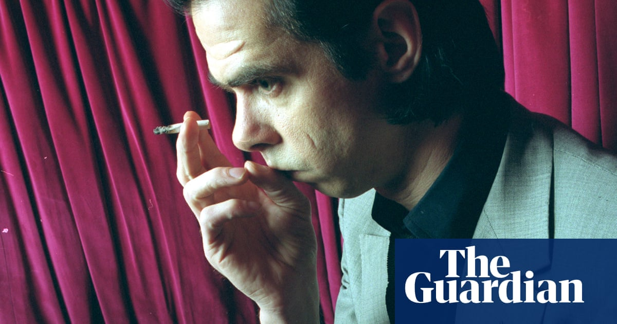 Nick Cave to publish book about the years after his son's death