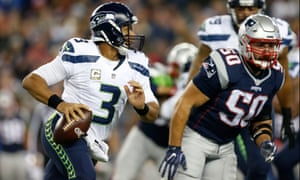 The Seahawks have never lost a home playoff game with Russell Wilson at quarterback. Don't expect that to change.