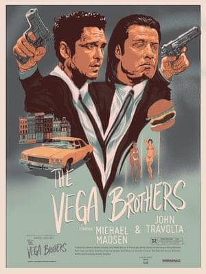 The Vega Brothers - Quentin Tarantino
