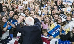 Bernie Sanders has endorsed Joe Biden but the energy from his campaign is not automatically transferable.