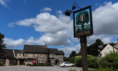No trainers, no vests, no mopeds: is the Royal Oak Britain's strictest pub?