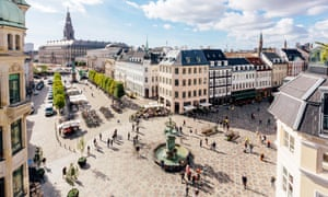Copenhagen … the world's most ambitious carbon-cutting plan.