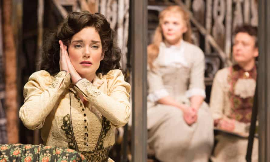 Rebecca Trehearn as Julie in Show Boat at the Crucible: 'simultaneously broken and sustained by love'.