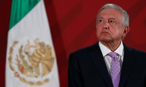 Amlo has been implored to do more to stop the killing.