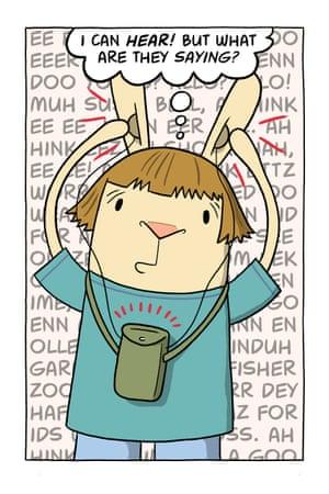 Me as a rabbit