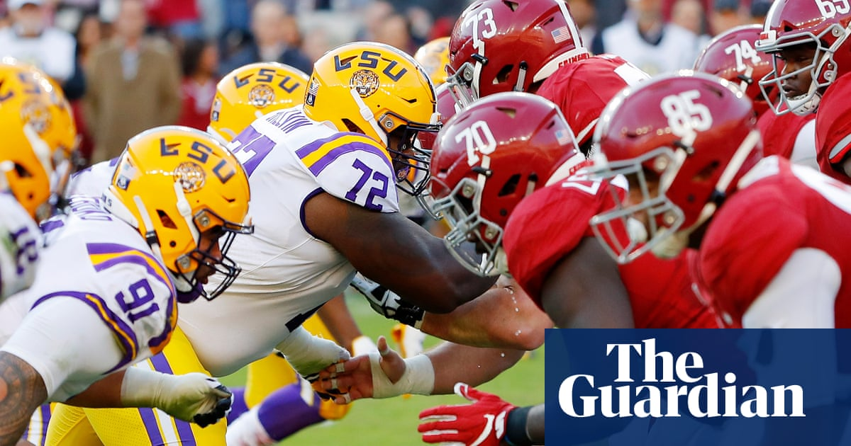 We are being gaslit: College football and Covid-19 are imperiling athletes