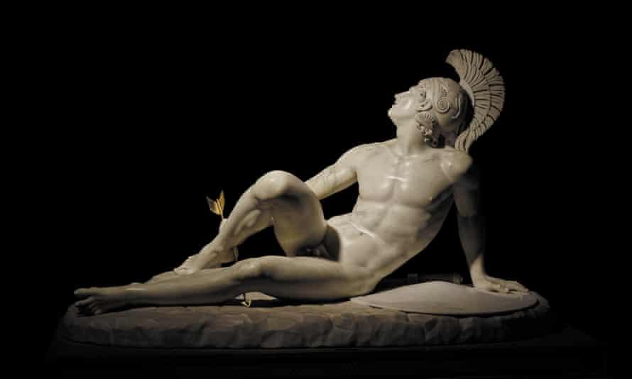 Fillippo Albacini's The Wounded Achilles