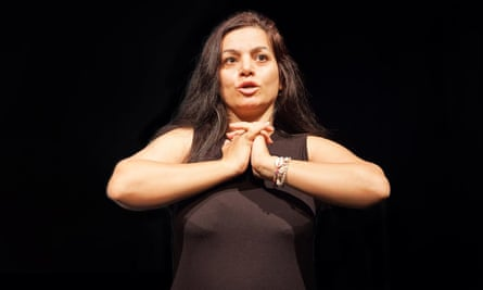 Fereshteh Mozaffari performs One More Push.