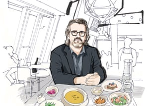 Lunch With Olafur Eliasson
