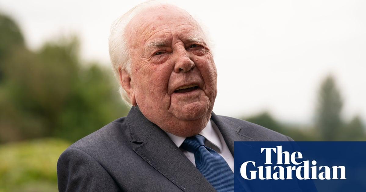 UK's oldest living heart transplant patient celebrates 90th birthday