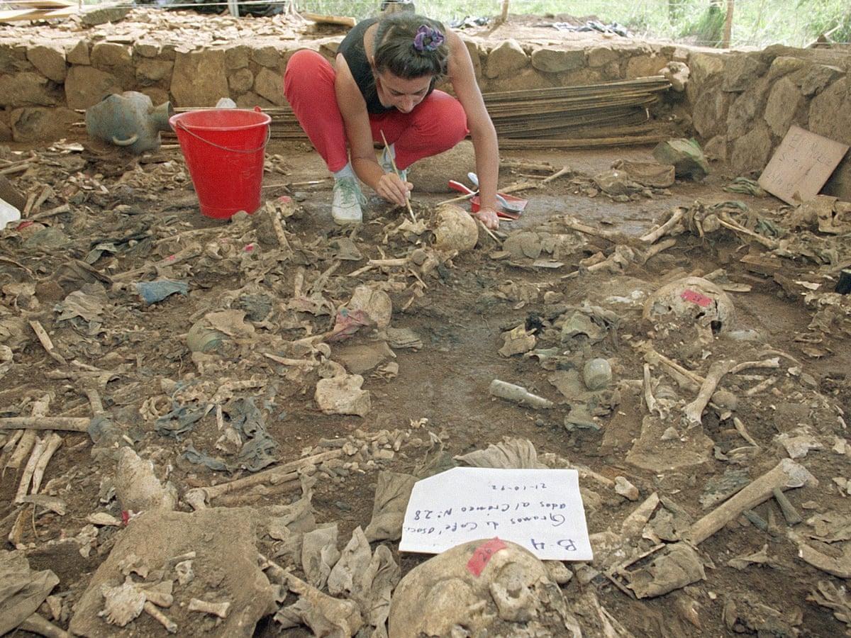 El Mozote massacre