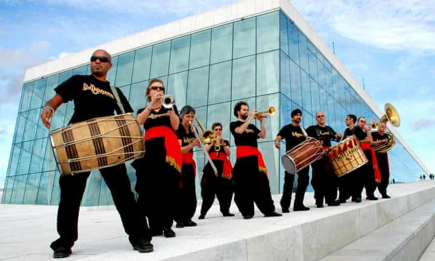 Bollywood Brass Band