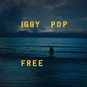Iggy Pop: Free album art work