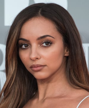 Head shot of Jade Thirlwall of Little Mix