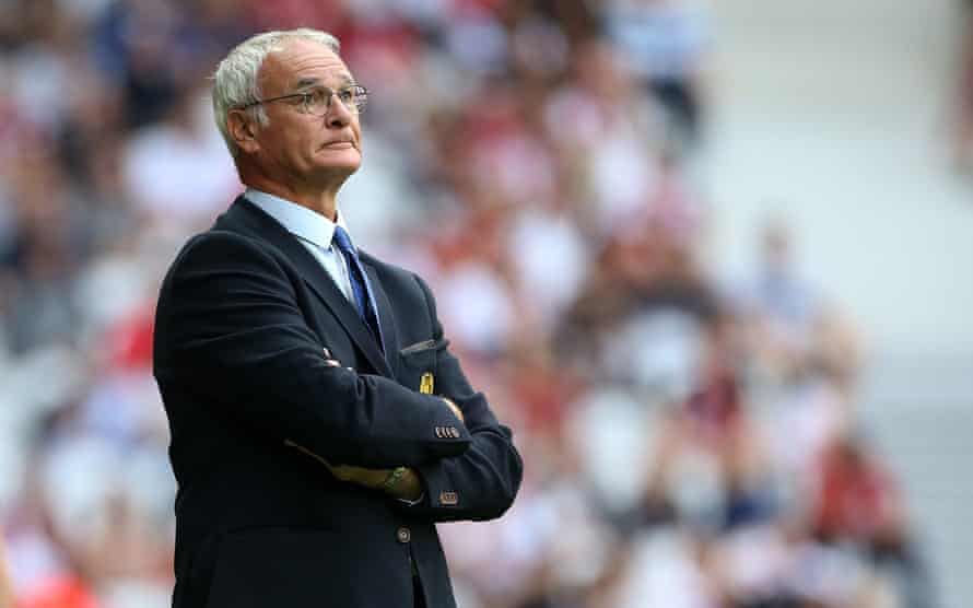 Claudio Ranieri will hope for better days than the 3-0 opening day defeat suffered by his Nantes side against Lille