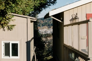 A view near the home at 114 Lucille Way in Orinda, California.