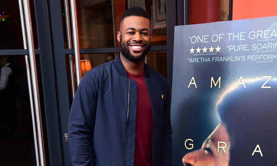 Ben Hunte – pictured here at the premiere last year of Amazing Grace, the Aretha Franklin documentary – said he was 'proud of being a journalist'.