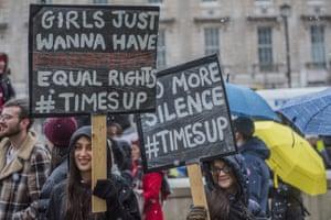 Girls just wanna have fundamental equal rights