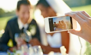 Guests have been told that a poor view will be taken of anyone who leaves the wedding to watch the game.