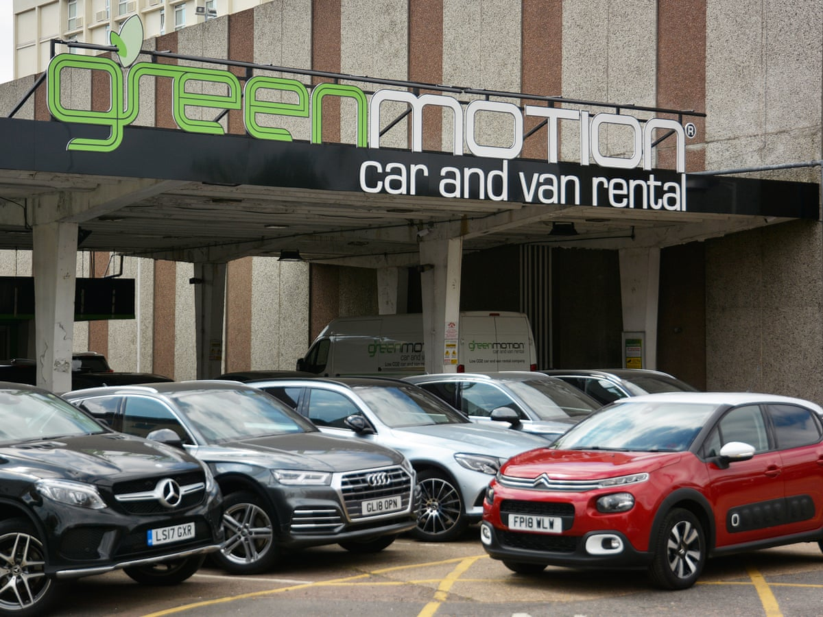Green Motion Has Low Car Hire Rates But Users Say There S A Sting In The Tail Money The Guardian