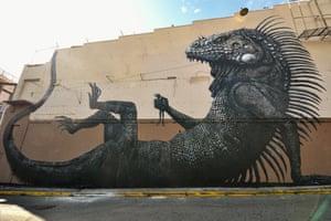 San Juan, Puerto Rico, 2012.
