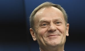 Donald Tusk was re-elected president of the European council over his own country's objections.