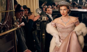 "The Crown. ""Netflix said, 'We don't need to share it [with the BBC]. We will just do it,"" said Yentob. ""Now that is a world that is difficult."""
