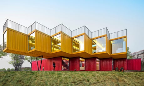 Shipping container architecture – in pictures