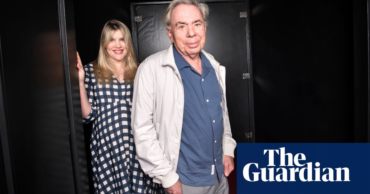 Andrew Lloyd Webber's Cinderella: 'We just want the arts back. We're not looking for a fight'
