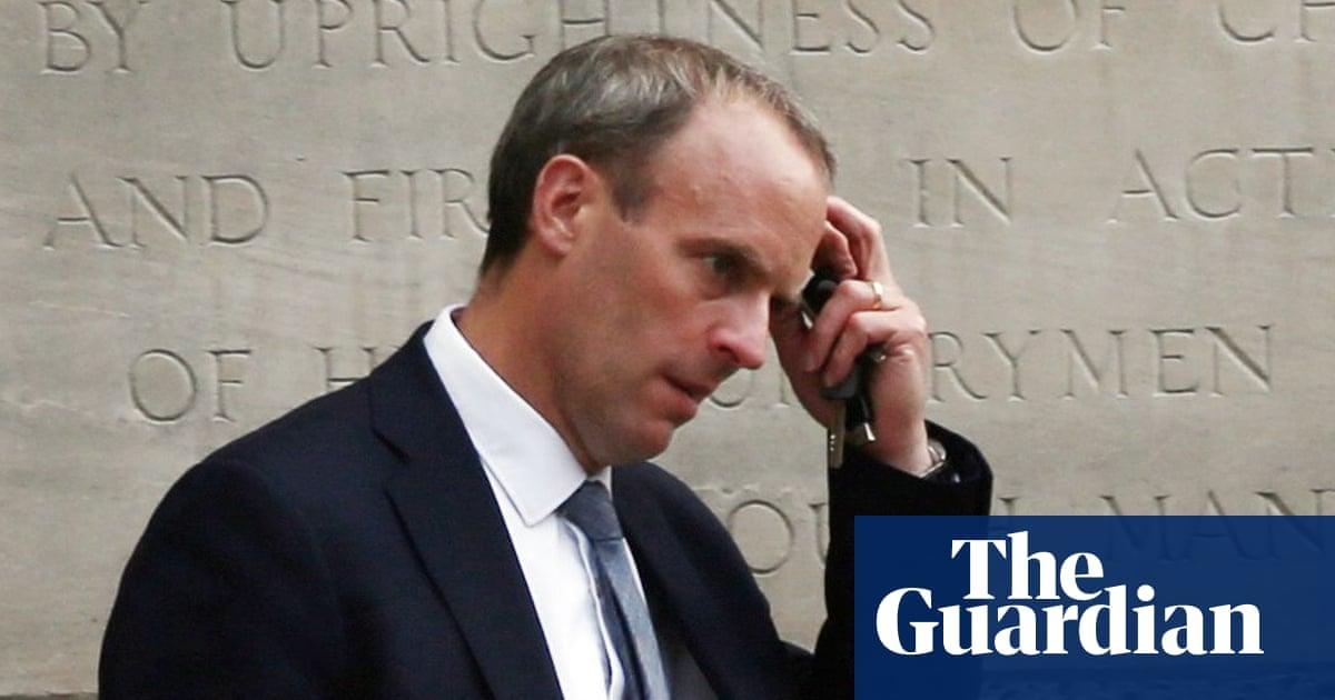 Friday briefing: 'Lacklustre' Raab under pressure to quit
