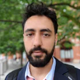 Hussain, 29, physical therapist, London