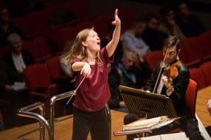 Mirga Gražinytė-Tyla conducts the CBSO in Debussy at Symphony Hall, Birmingham.