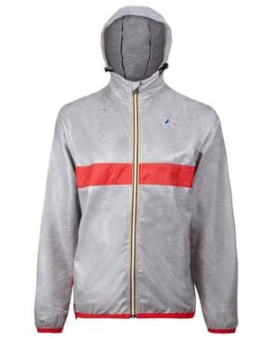 Claude 3.0 jacket £105 k-way.co.uk
