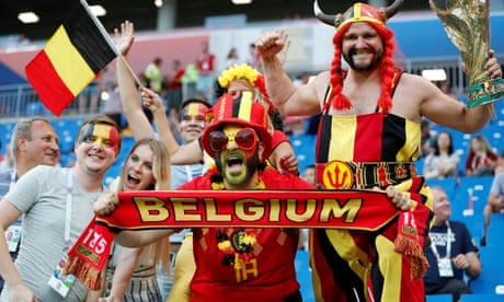 World Cup 2018: Belgium v Japan – live!