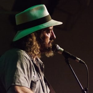 James McMurtry performs at Ironwood Bar and Grill, Calgary, Music Mile