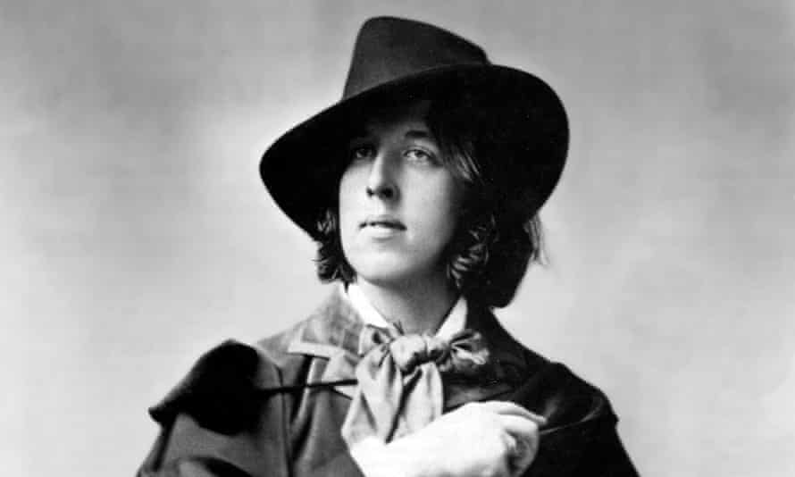 Oscar Wilde in 1882, the year of his North American tour.