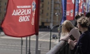 A Russian politician has warned Russian women not to have sex with non-white foreign men during the football World Cup.