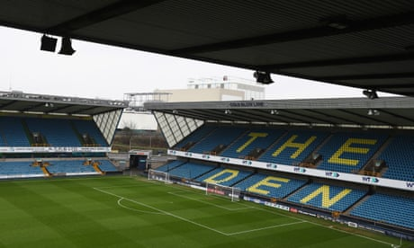 Millwall stadium foundation got taxpayer money with misleading claims