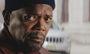 A career total of 301 swearwords … Samuel L Jackson in Shaft.
