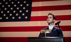 Carries itself along splendidly on wings of style, wit and viciousness': Ben Platt in The Politician