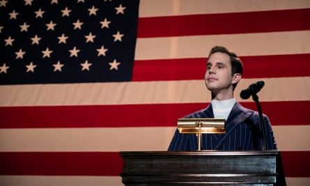 Ben Platt as Payton Hobart in The Politician