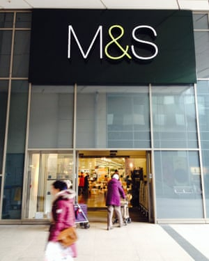 M&S is cutting its contributions from 34% to 12%.