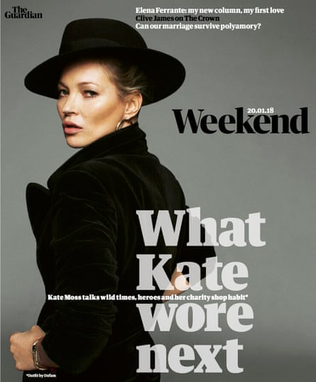 Weekend cover 20 January 2018