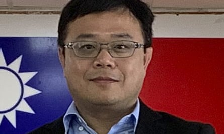 Lee Meng-chu from Taiwan who went missing after reportedly distributing photos of Chinese troops on the Hong Kong border.
